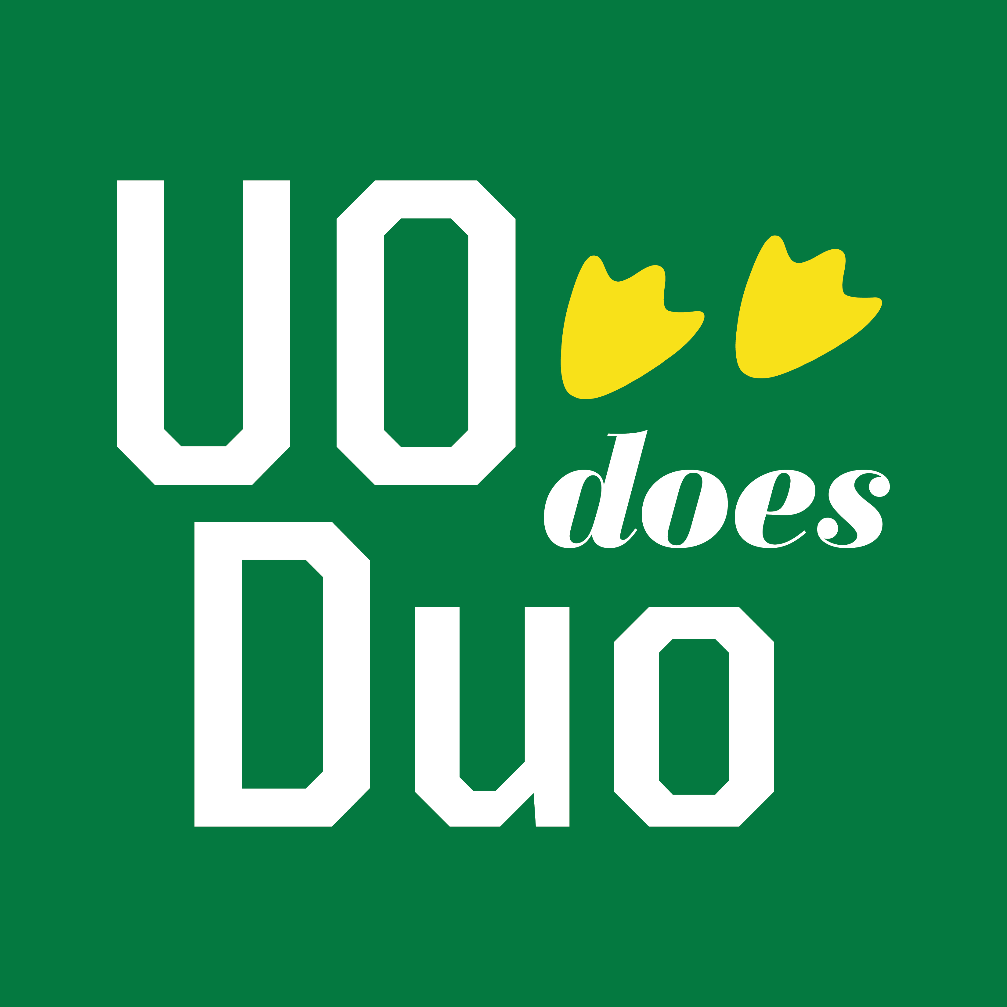 UO does Duo